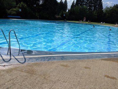 Hinksey Outdoor Pool Lido Review | Oxford | Things to do with the kids | Free Time with the Kids