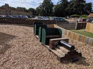 Castle Ashby Gardens Review | Free Time with the Kids