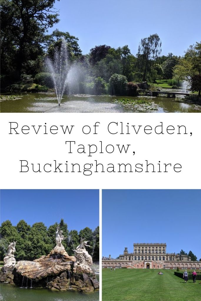 Cliveden Review | Buckinghamshire | Free Time with the Kids | National Trust Properties
