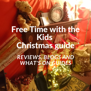 What's on Christmas Guide Oxfordshire | Free Time with the Kids