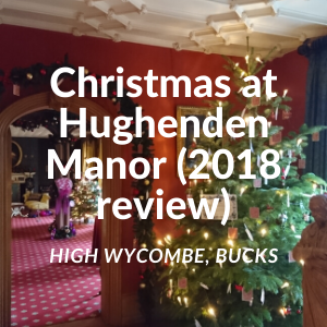 Christmas at Hughenden Manor | Free Time with the Kids