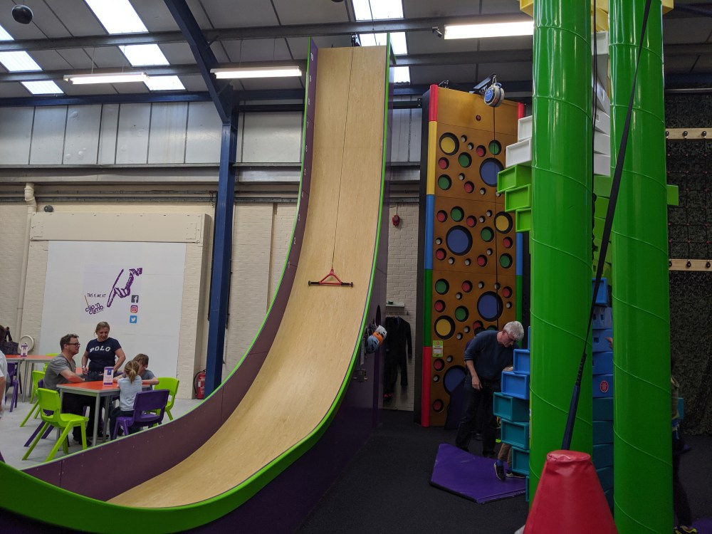 Clip 'n Climb Bicester Review | Free Time with the Kids | Oxfordshire