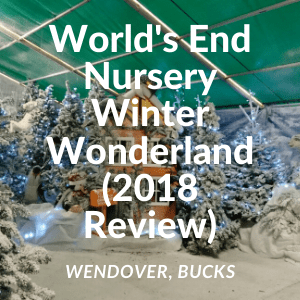 World' End Nursery Winter Wonderland | Free Time with the Kids