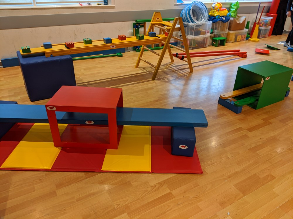 Tumble Tots Aylesbury review | Free Time with the Kids