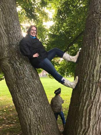 National Trust Noticing Nature Project | Free Time with the Kids