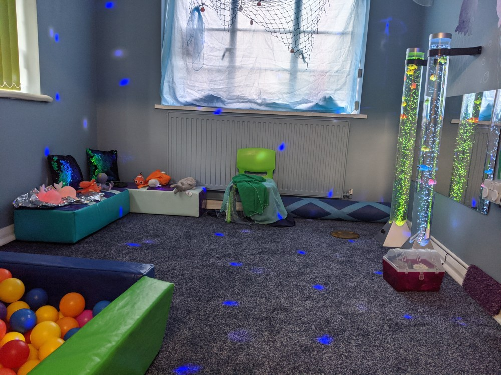 Sensory centre | Holmer Green | High Wycombe | Free Time with the Kids