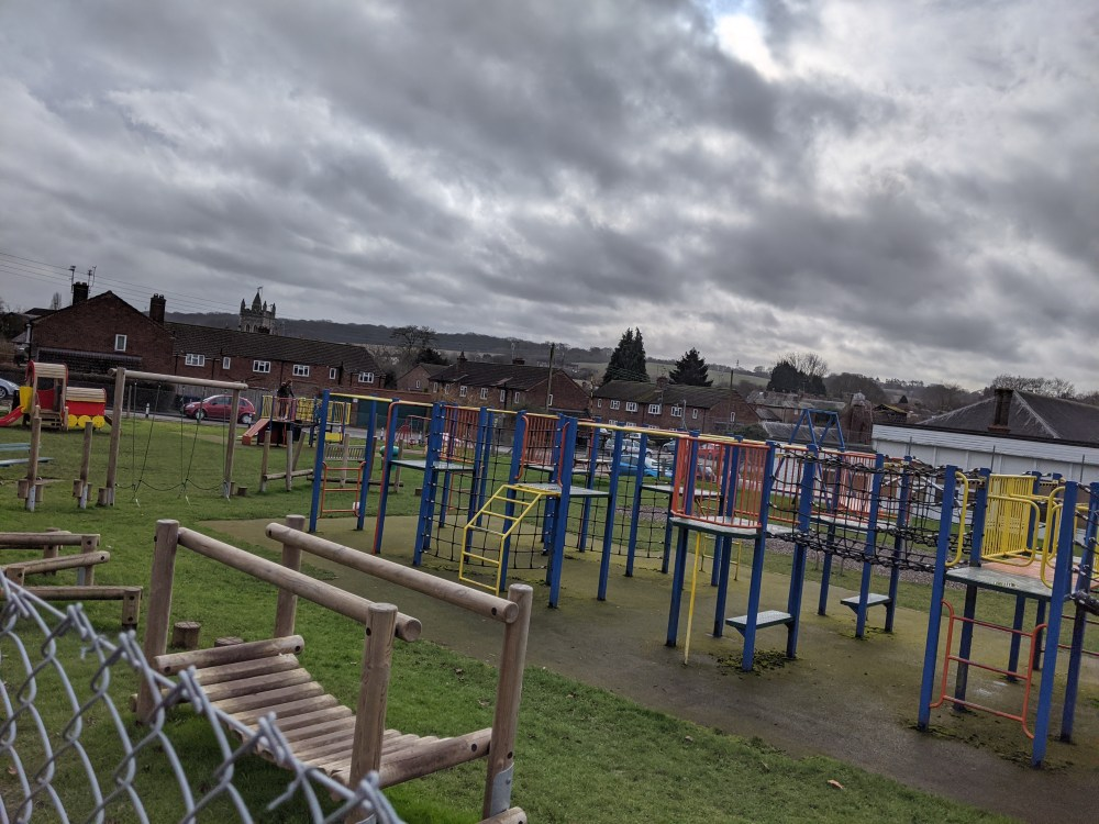 Barn Meadow Recreation Ground Review | Free Time with The Kids
