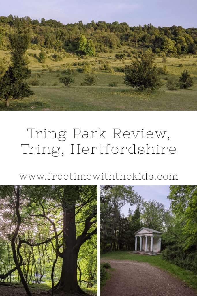 Tring Park Review, Tring, Hertfordshire | Free Time with the Kids