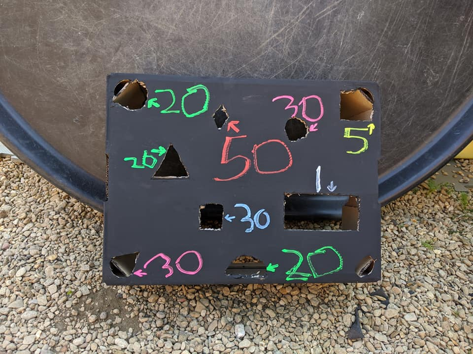 Easy outdoor maths games | EYFS, KS1, KS2 | Free Time with the Kids