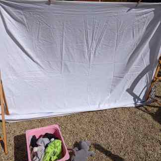 Shadow puppet theatre | Outdoors activities to do with the kids | Free Time with the Kids