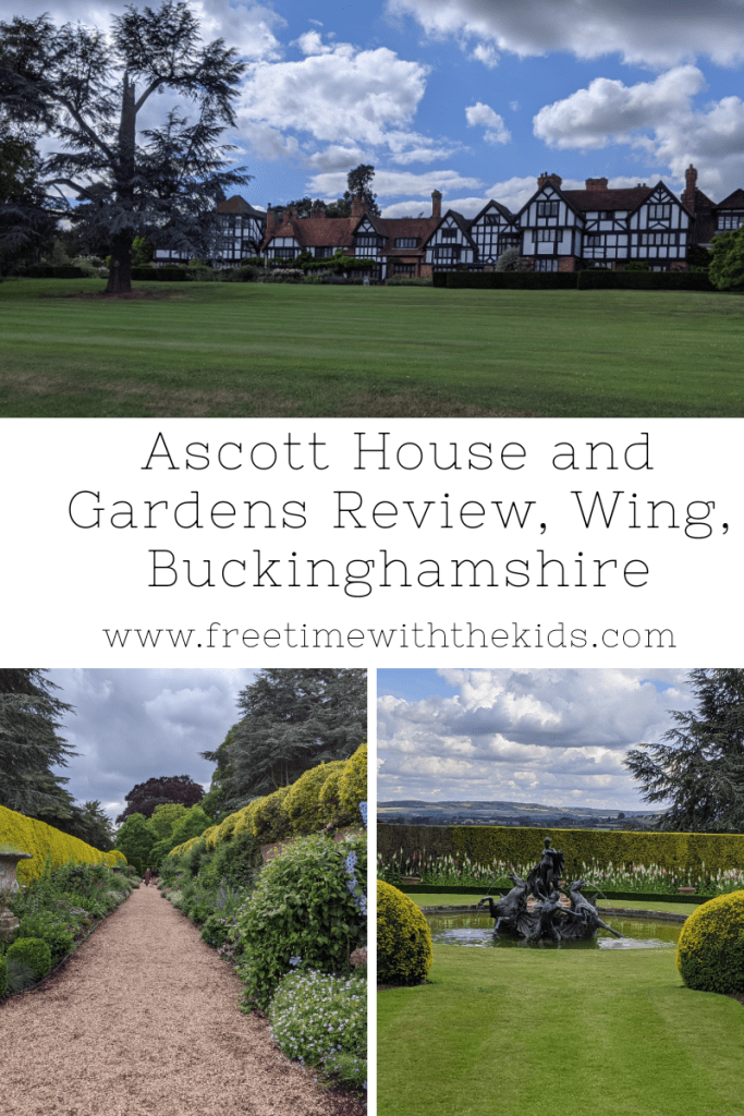 Ascott House and gardens review | Free Time with the Kids | Buckinghamshire National Trust