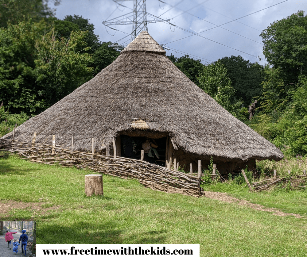 Chiltern Open Air Museum Review, Buckinghamshire | Review by Free Time with the Kids | Museums in Buckinghamshire | Family days out