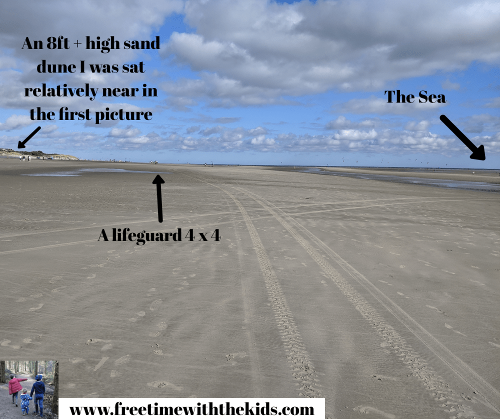 Free Time with the kids | West Sussex | Sandy beaches | Family beaches