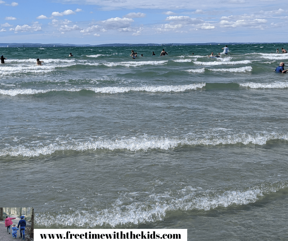 West Wittering Beach review | Free Time with the kids | West Sussex | Sandy beach