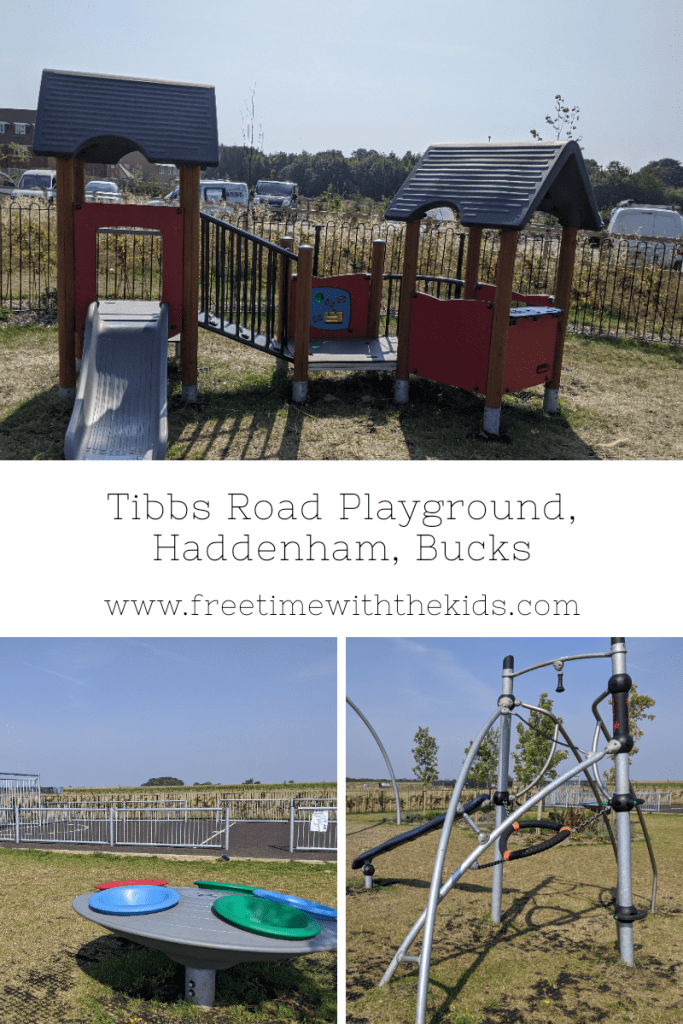 Tibbs Road playground, Haddenham, Bucks | Review by Free Time with the Kids | Free things to do in Buckinghamshire with children