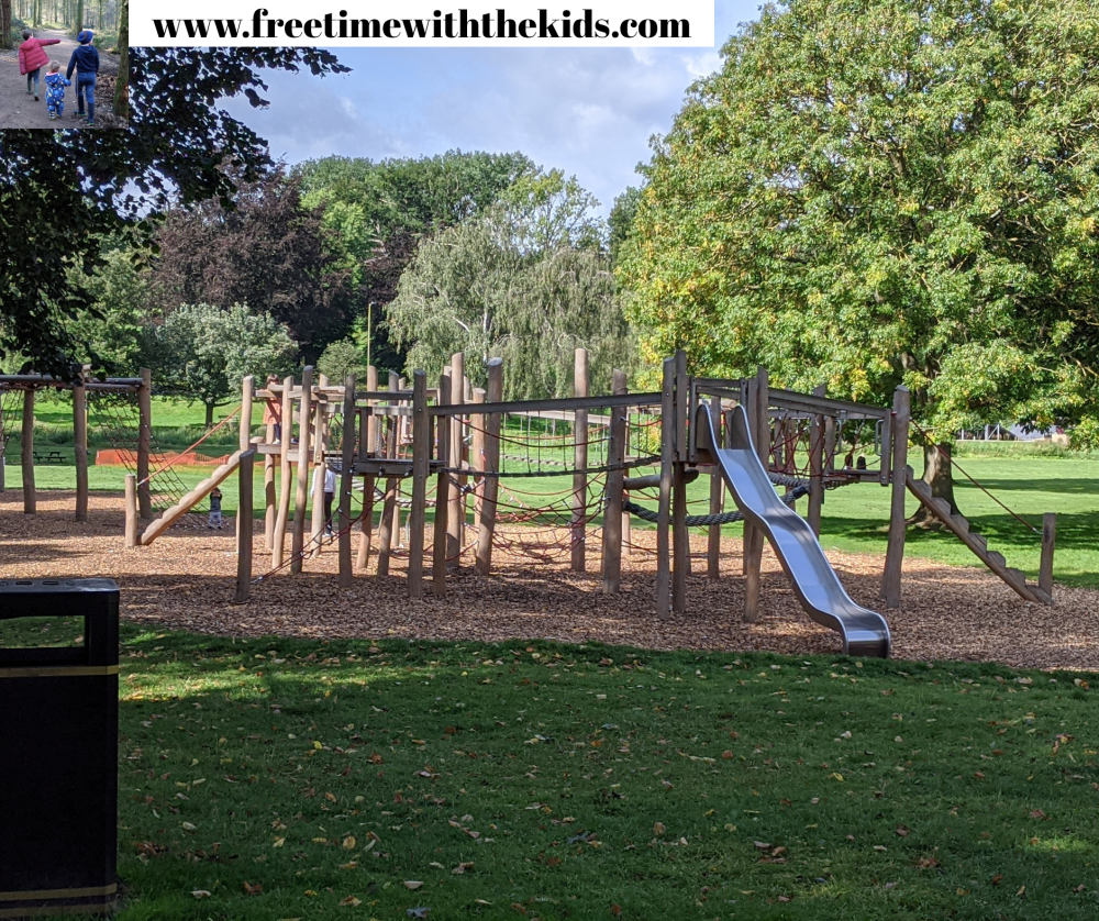 Gadebridge Park review, Hemel Hempstead, Hertfordshire | Review by Free Time with the Kids | Free things to do with the kids in Herts