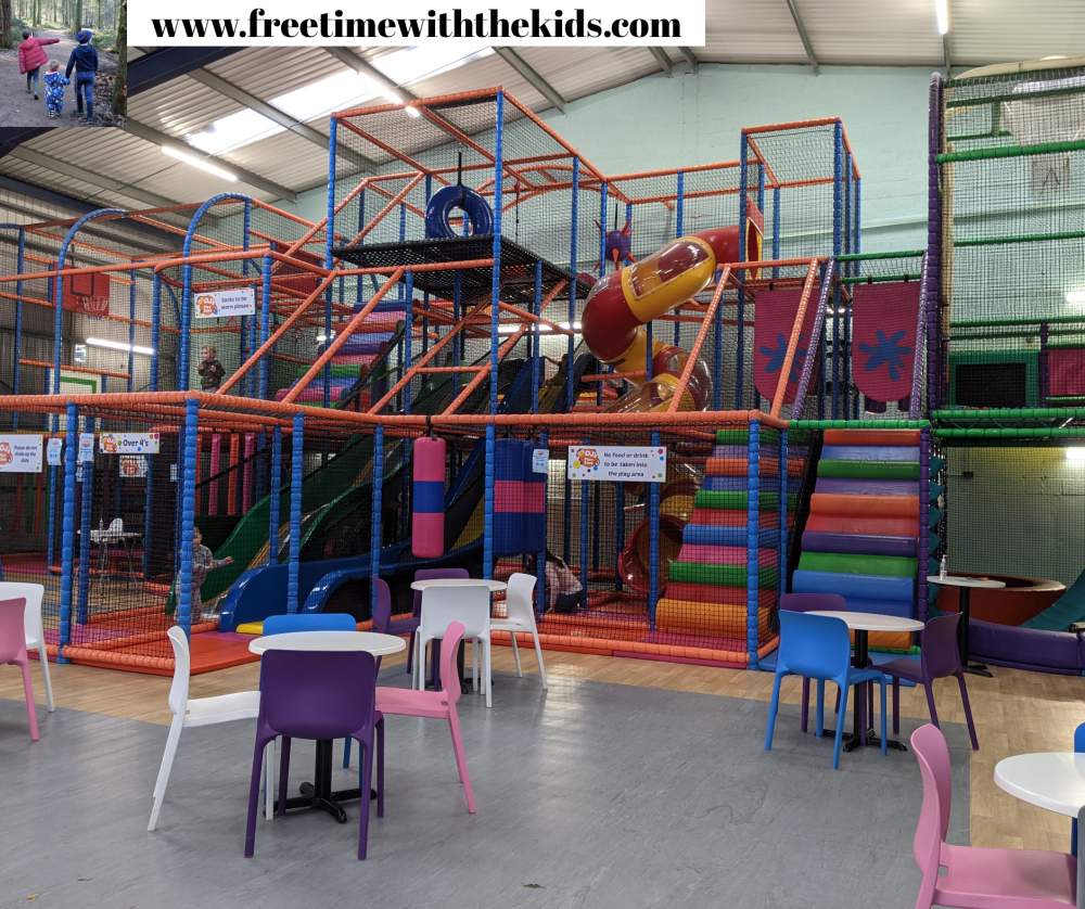 DJ's Play Zone Review | Soft play centre in Berkhamstead, Hertfordshire | Review by Free Time with the Kids