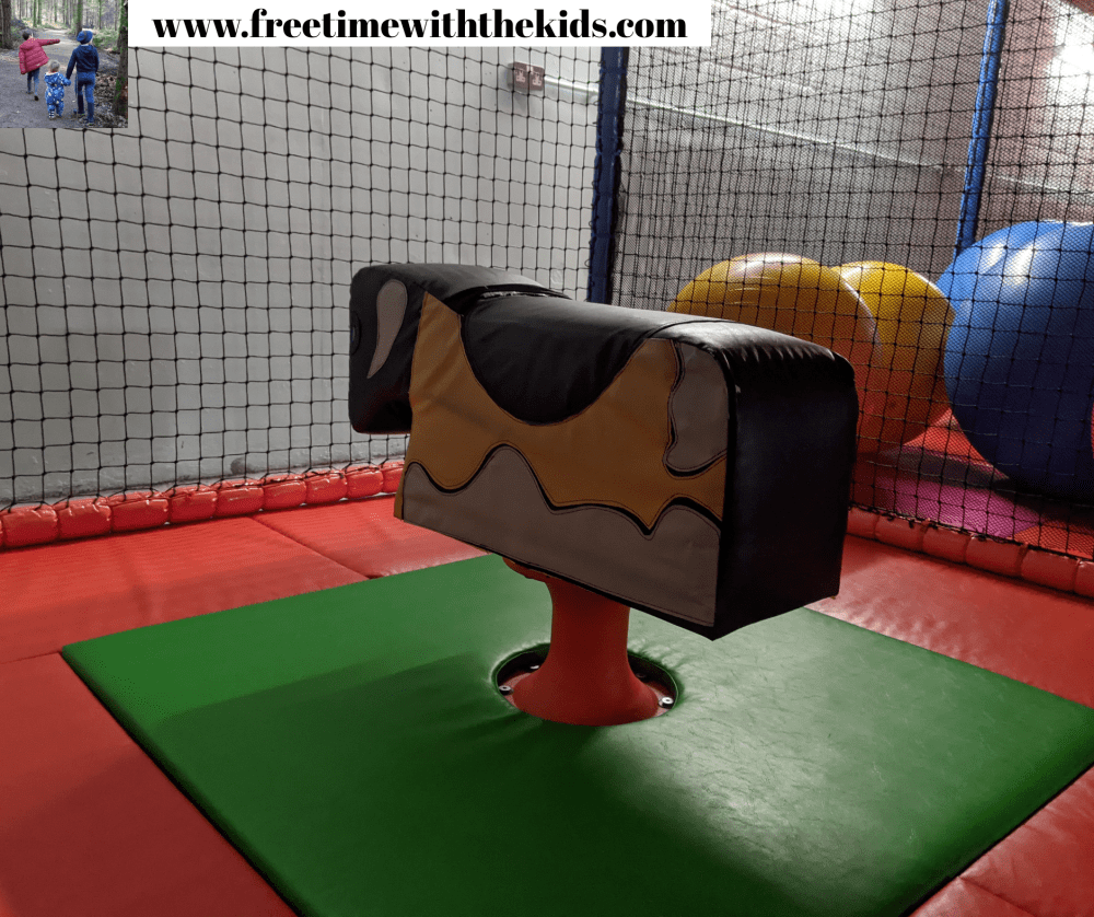 Children's soft play equipment | Free Time with the Kids