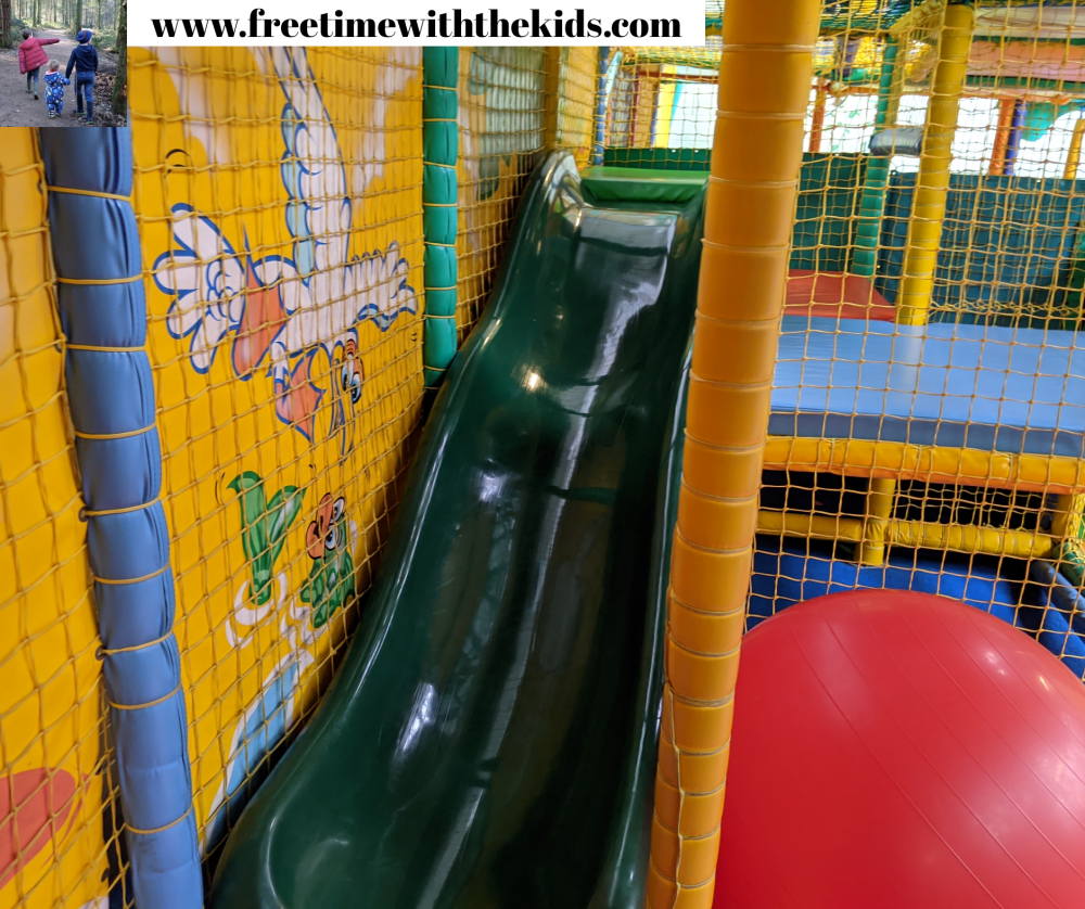 DJ's Play Jungle Review | Soft play centre St. Albans, Hertfordshire | Free Time with the Kids