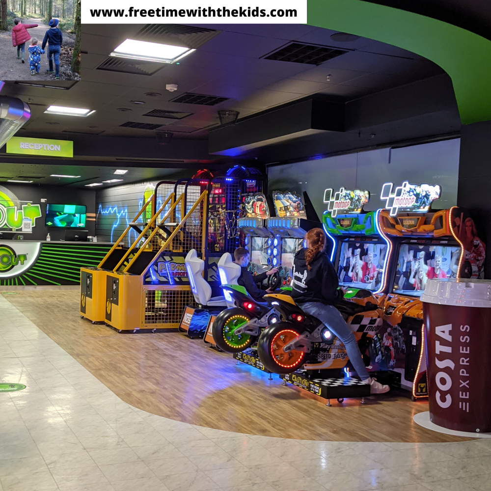 Arcade Aylesbury | Free Time with the Kids