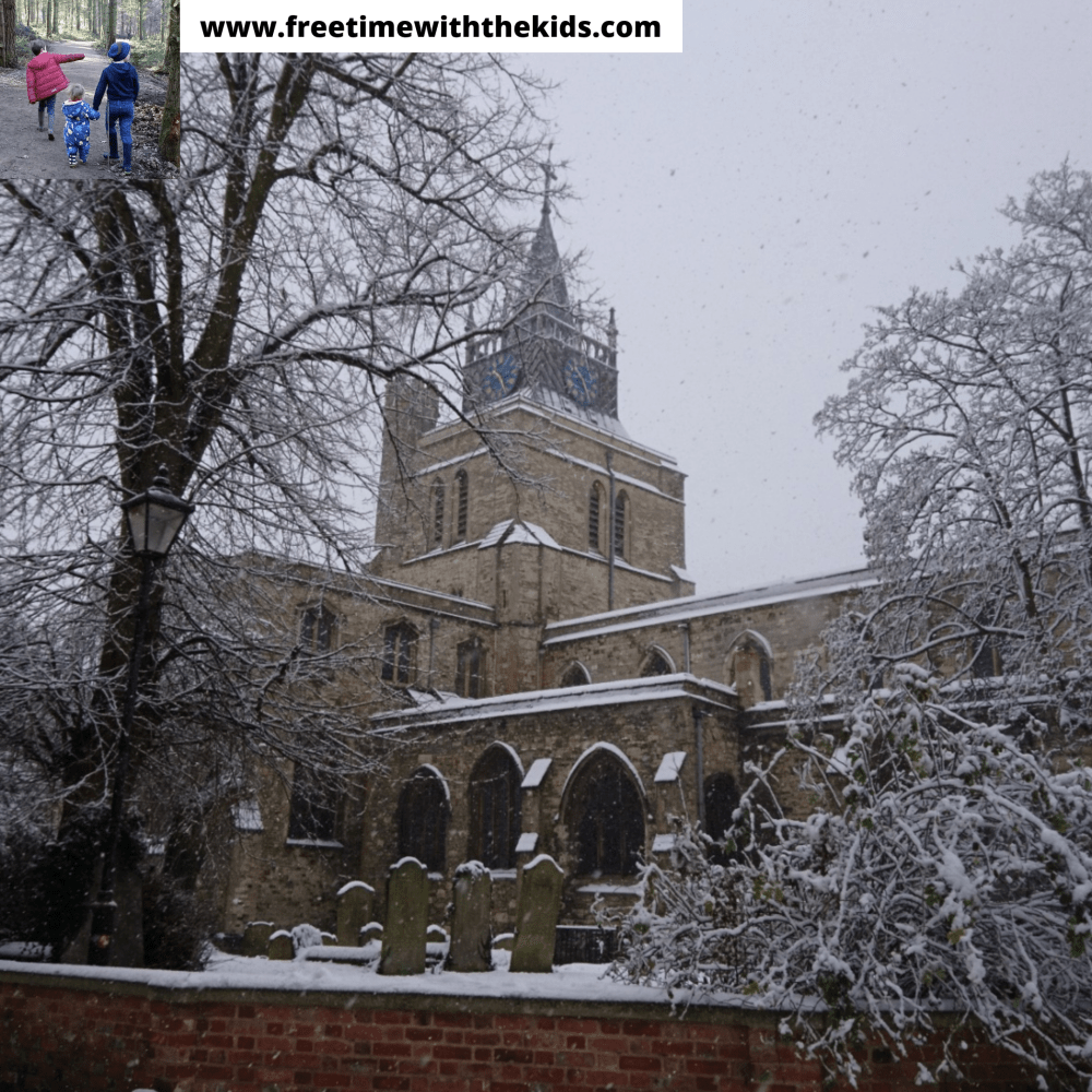 Things to do in the snow with the kids | Free Time with the Kids | Aylesbury in the Snow