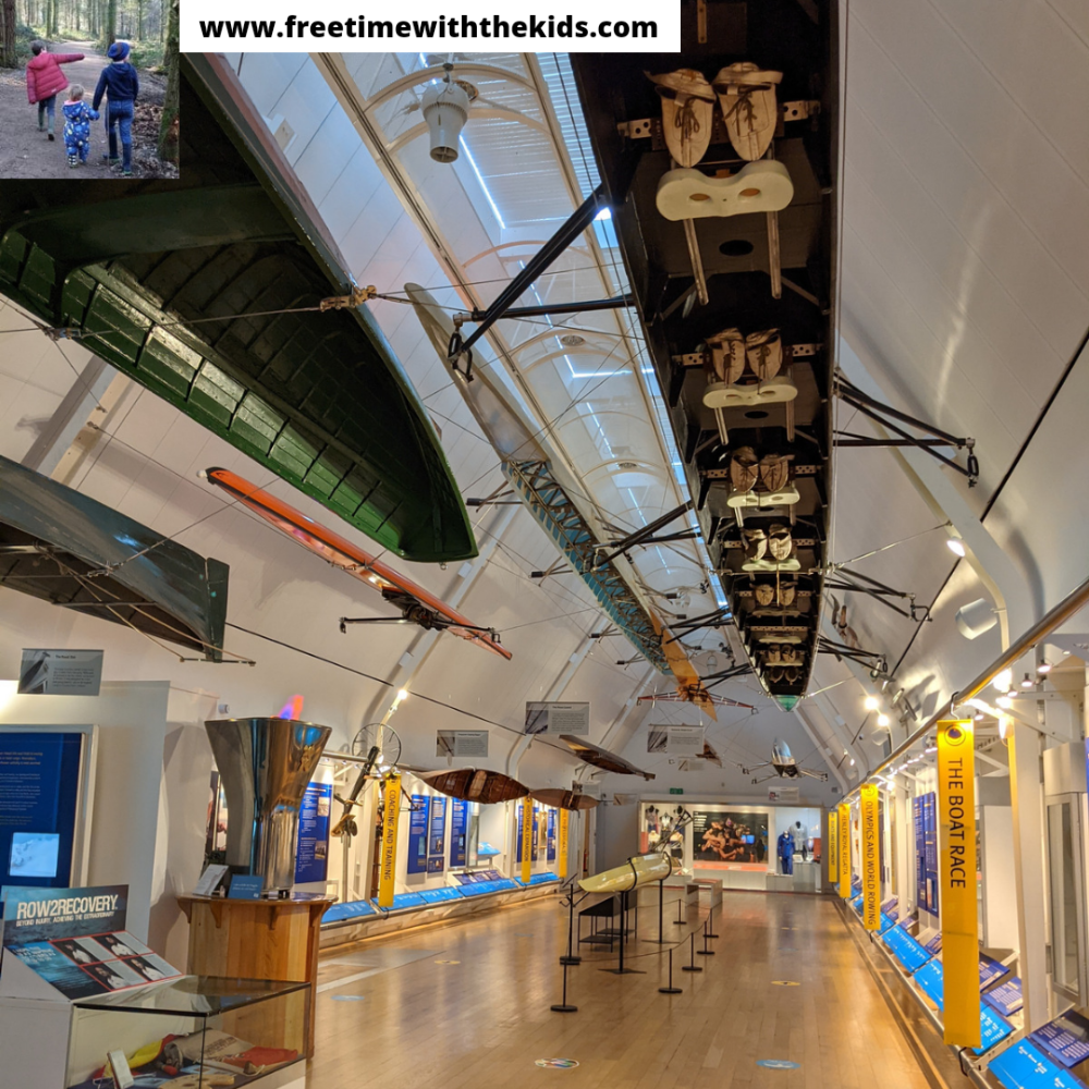 River & Rowing Museum Review   Henley-on-Thames, Oxfordshire   Review by Free Time with the Kids   Family days out in Oxfordshire