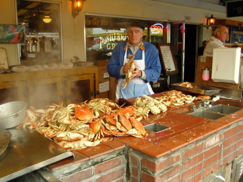 Best Seafood Wharf San Francisco