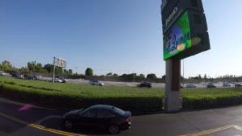 Interstate 405! Fountain Valley! Interstate Sound Effects