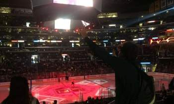Stadium Sounds Staples Center Icehockey