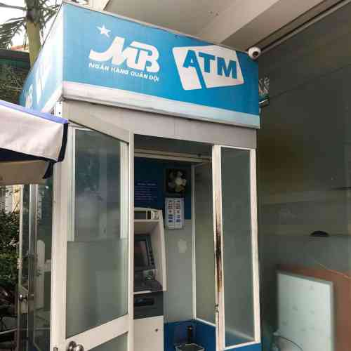 The Military Bank ATM Hoi An