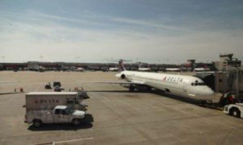Jackson Hartfield International Airport Delta Hub