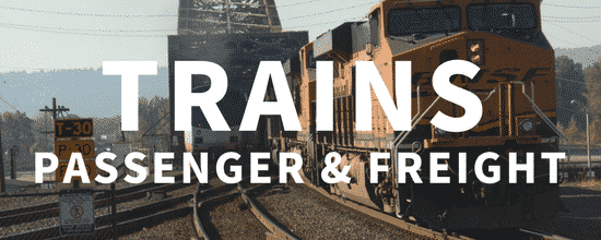 Train Sound Effects Library