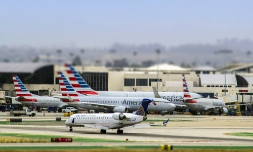 Airport Sound Effects Los Angeles