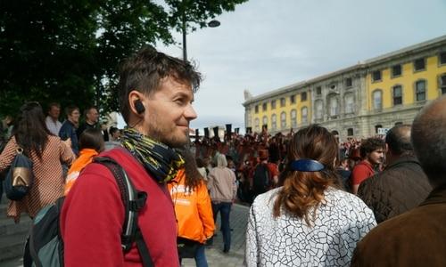 Festivals Crowds Sound Effects