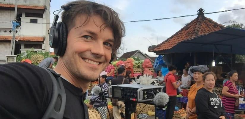 Urban Farmers Market Sound Effects
