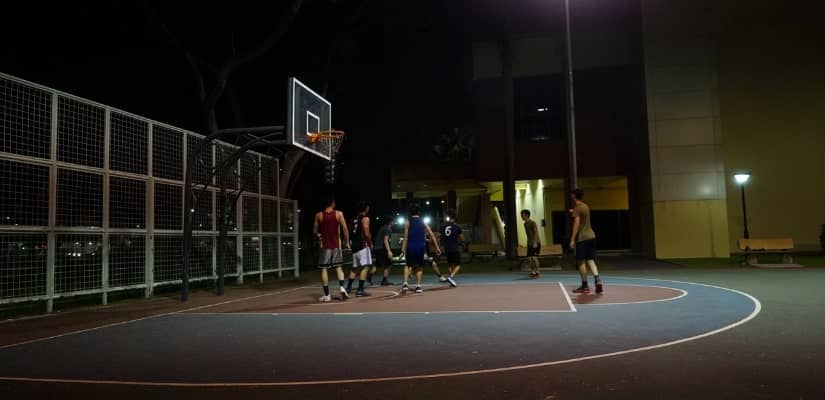 Basketball Court Sound Effects