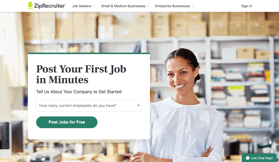 Top Job Sites for Recruiters ZipRecruiter