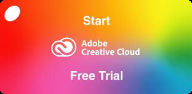 Start Adobe Creative Cloud Free Trial