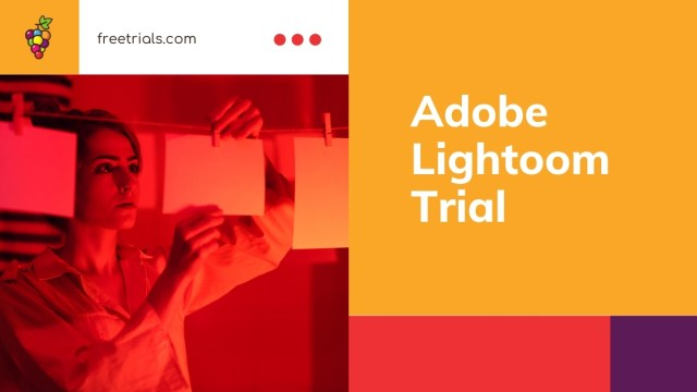 Adobe Lightroom Free Trial Header Image