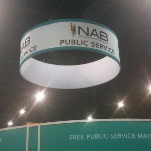NAB Public Service banner