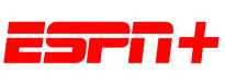 Logo for ESPN + network in Latin America