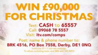 Good Morning Britain competition £90,000 cash prize draw