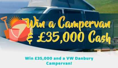 Loose Women Campervan Competition