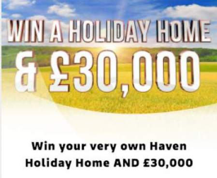 Lorraine holiday home competitions 2017