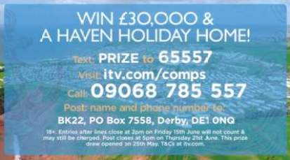 Lorraine holiday home competitions