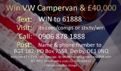 BGT VW Campervan Competition 2018
