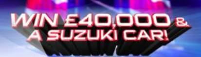 Ninja Warrior Competition Suzuki