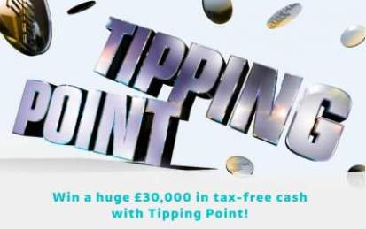 ITV Tipping Point Prize £30,000 Entry Details 2019