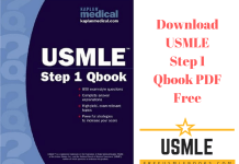 Download USMLE Step 1 Qbook PDF Free
