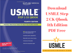 Download USMLE Step 2 CK Qbook 4th Edition PDF Free